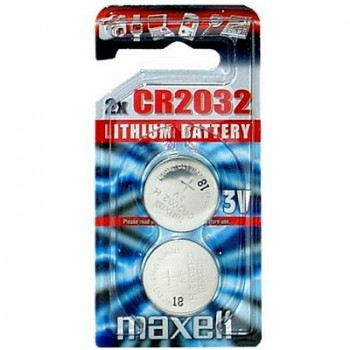 Maxell 2032 double pack